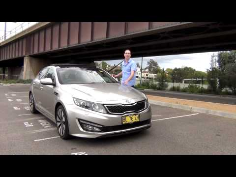 My Drive | KIA Optima Platinum