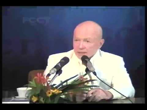 Dr. Mark Mobius and Paul Gambles discussion on emerging markets and long-term investment Q & A