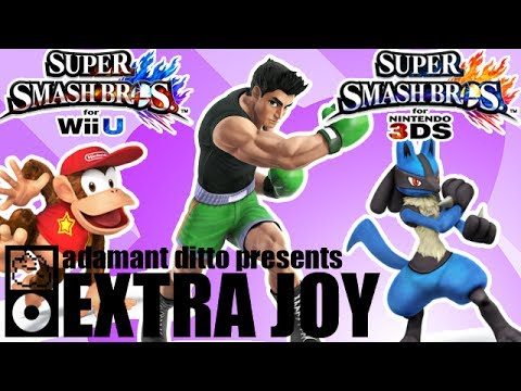 Extra Joy Special - Super Smash Bros. 4 Speculation - Characters Follow-Up 2