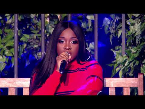 Ray BLK | 'My Hood' | live performance at the 2017 MOBO Awards