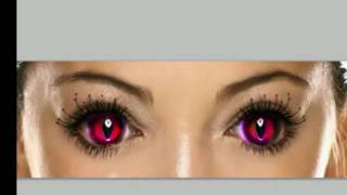 Fairytale Eyes with Photoshop