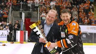 Sheffield Steelers win the 2020 Premier Sports Challenge Cup