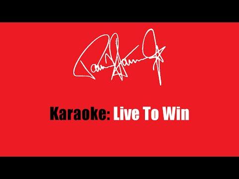 Karaoke: Paul Stanley / Live To Win