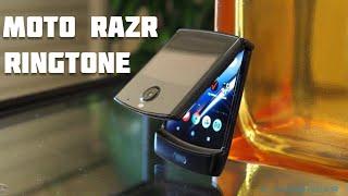 Motorola razr ringtone