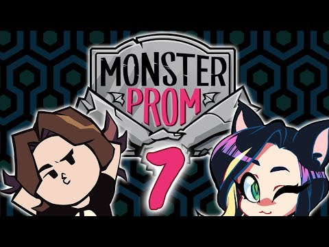 Monster Prom w/ Arin! - PART 7: StartKicker - Kitty Kat Gaming