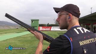 Видео: стендовая стрельба с Габриэле  Россетти и SHOTHUNT PBS
