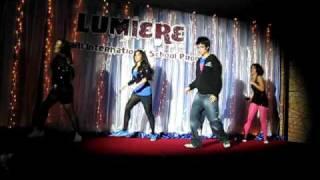 Traill International School - Boom Boom Pow Cover Dance
