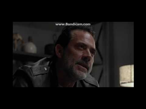 The Walking Dead - Negan and Carl. Do u really wanna piss me off?