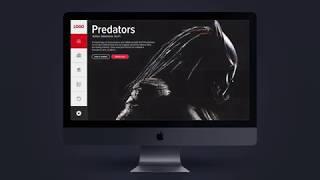 Прокат фільмів UI сайту