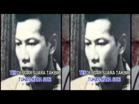 P  Ramlee   Suara Takbir Official Music Video