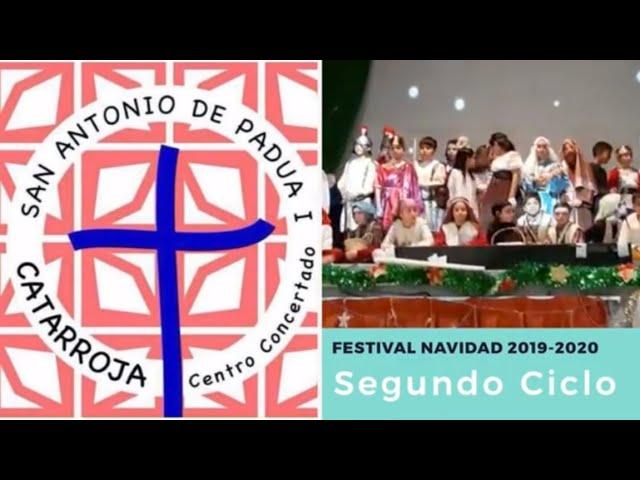 FESTIVAL SEGUNDO CICLO 2019