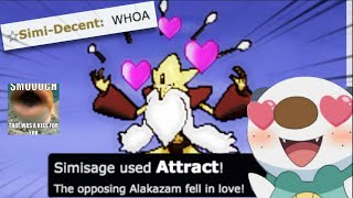 How to use ATTRACT on Pokemon Showdown! 1v1 nEw MeTa?!