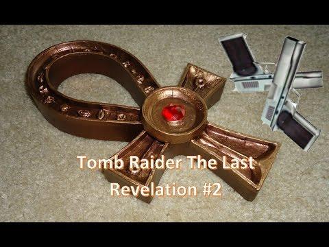Uyuyan Seth'i uyandırdık! - Tomb Raider The Last Revelation #2