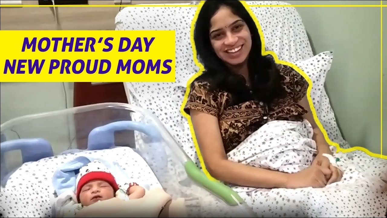 Must Watch- Mothers Reacting about their best feeling of motherhood ||  Mothers day Special