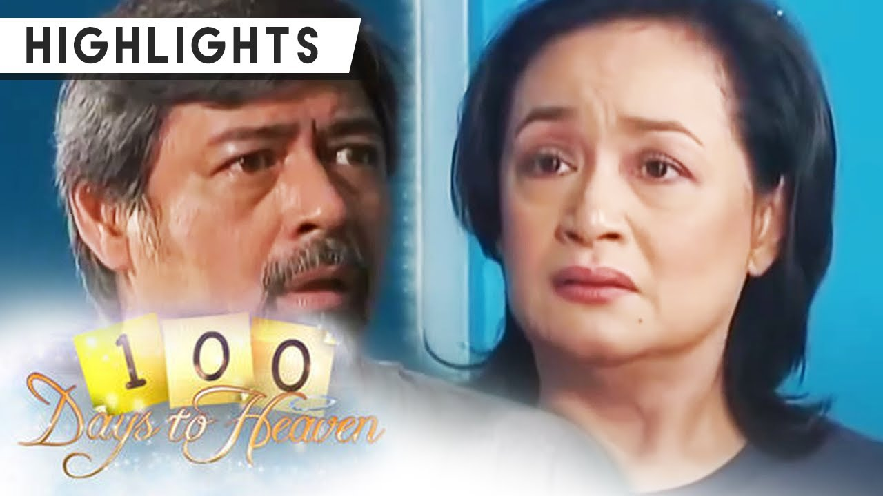 Anna tells Andres that she is Sophia's real mother   100 Days To Heaven
