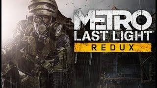 Metro Last Light Redux All Cutscenes (GAME MOVIE) Full Story 1080p 60FPS