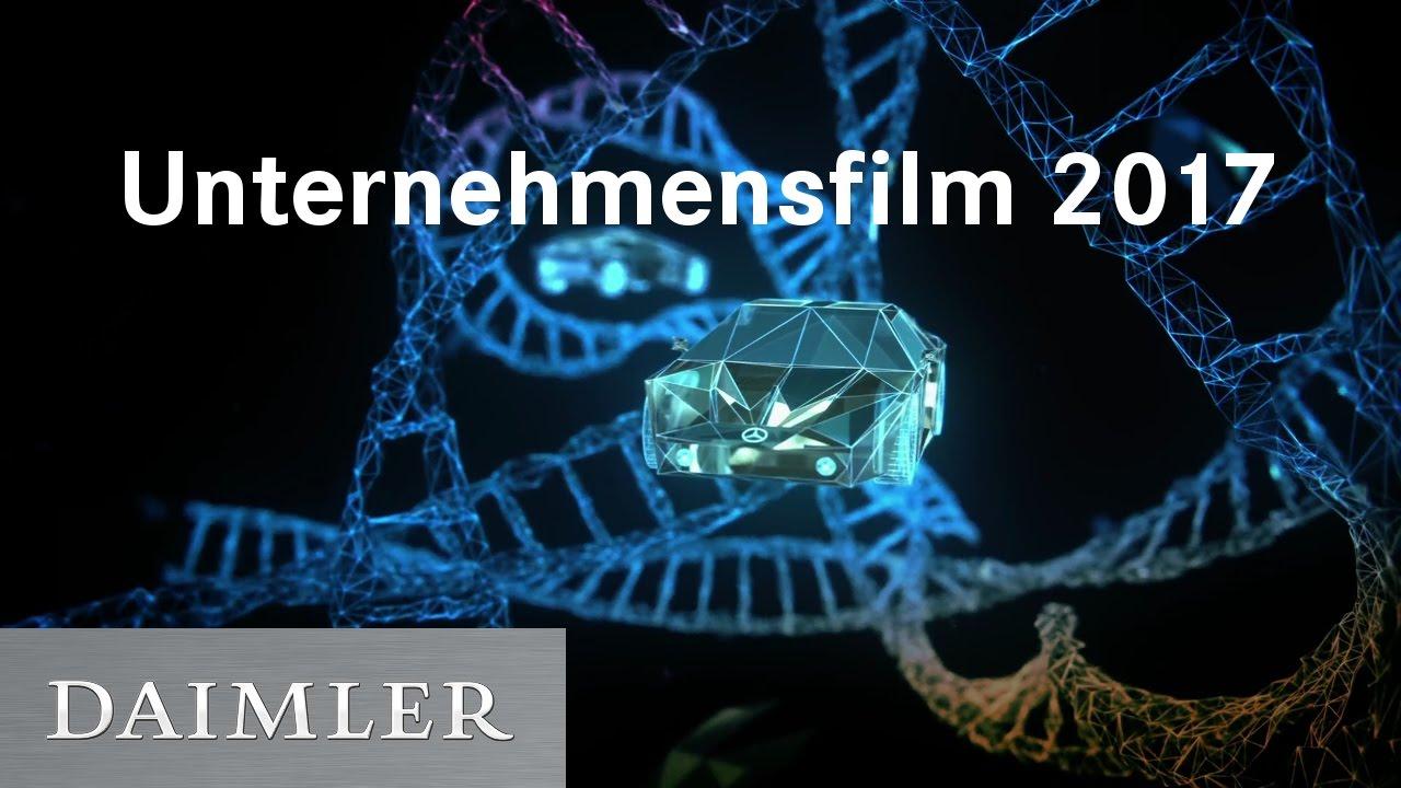 Daimler Unternehmensfilm 2017