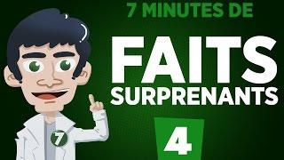 7 minutes de faits surprenants #4 thumbnail