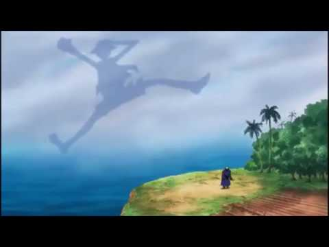 Bellamy Sees Luffy's Shadow In The Sky! - One Piece