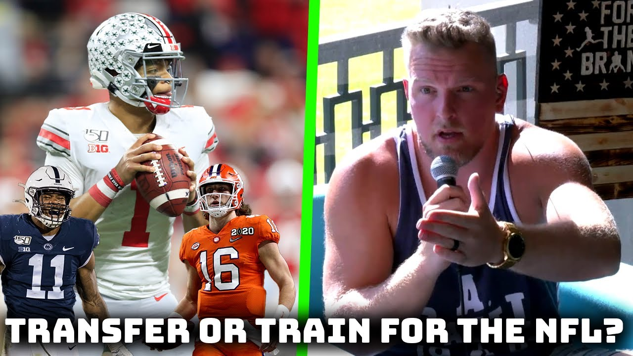 What Should Top College Football Players Do With The Season Cancelled?
