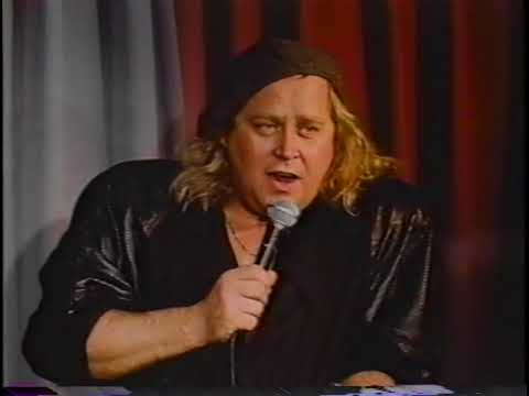 Sam Kinison - Dress Rehearsal Footage