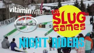 """Night Riders"" SLUG Games 2011"