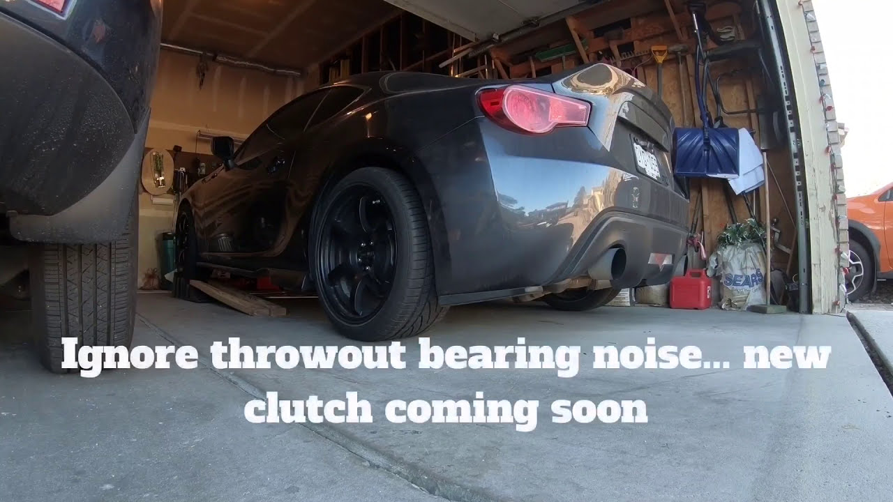 Turbo Frs First Startup!! (Toyota Gt86 Subaru Brz)  Brodybuilt 02:54 HD