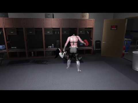 WWE 2K17 Zatanna vs. Donna Troy - Backstage Brawl