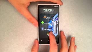 Pk hack - Mobile App 2.0 [Windows Phone App Preview]