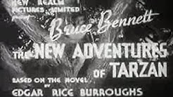 New Adventures of Tarzan (1935) - full movie