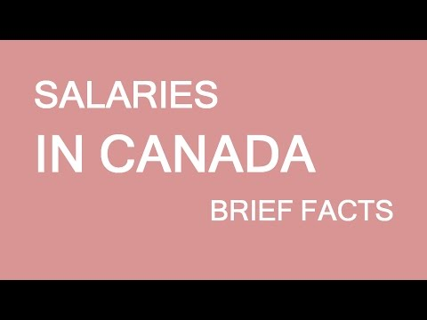 Wages in Canada. LP Group