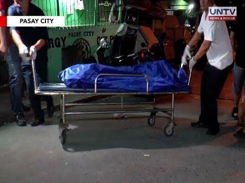 2 drug personality, patay sa isinagawang raid sa Pasay City