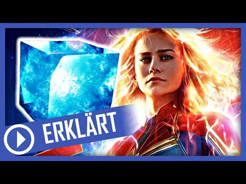 So verbindet der Tesserakt die Marvel-Filme | Von Thor bis Captain Marvel