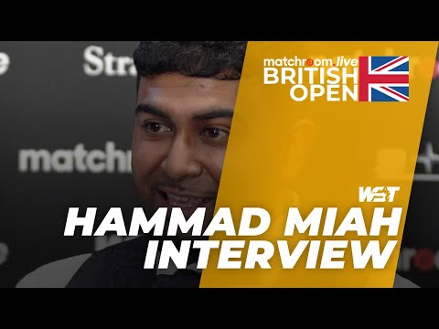 Miah Downs Liang To Reach Last 32 | Matchroom.Live British Open