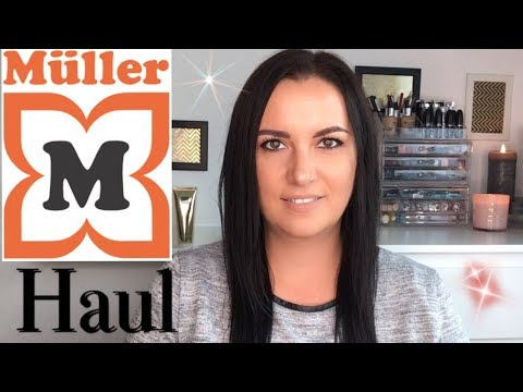 mÜller-haul-|-drogerie-beauty-haul-|-november-2019-||-desi