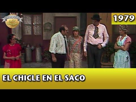 El Chavo | El chicle en el saco (Completo)