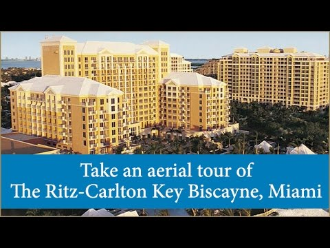 The Ritz-Carlton Key Biscayne: Luxury from Above