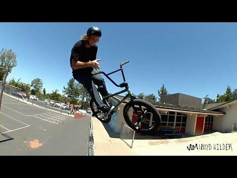 Volume BMX: Boyd Hilder's Califorina Venture