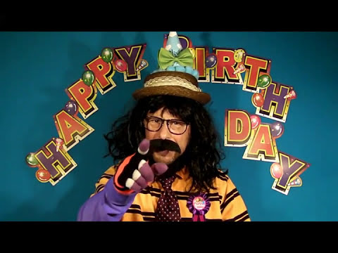 HAPPY BIRTHDAY JOHN - PAUL.