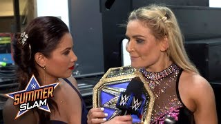 Natalya believes it's time for a change in the SmackDown Women's Title picture: Aug. 20, 2017