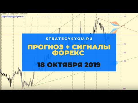 Прогноз EURUSD (+9 пар) на 18 ОКТЯБРЯ 2019 + сигналы, обзоры, аналитика форекс