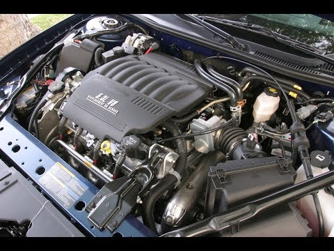 DIY, How to replace the throttle body on a 05-08 Pontiac Grand Prix GXP LS4