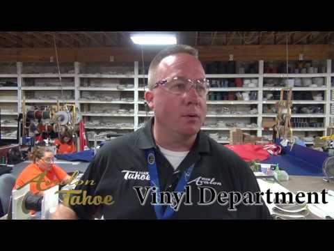 Avalon Tahoe 2013 2014 Factory Tour Part 3 v2