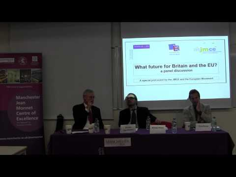 JMCE & European Movement, Special Event: Britain & The EU. Part 2/3.