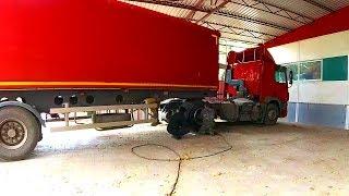 видео Оборудование шиномонтажа грузовых авто