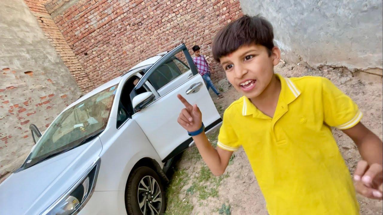 Car Mein Nahi Jaunga 😩