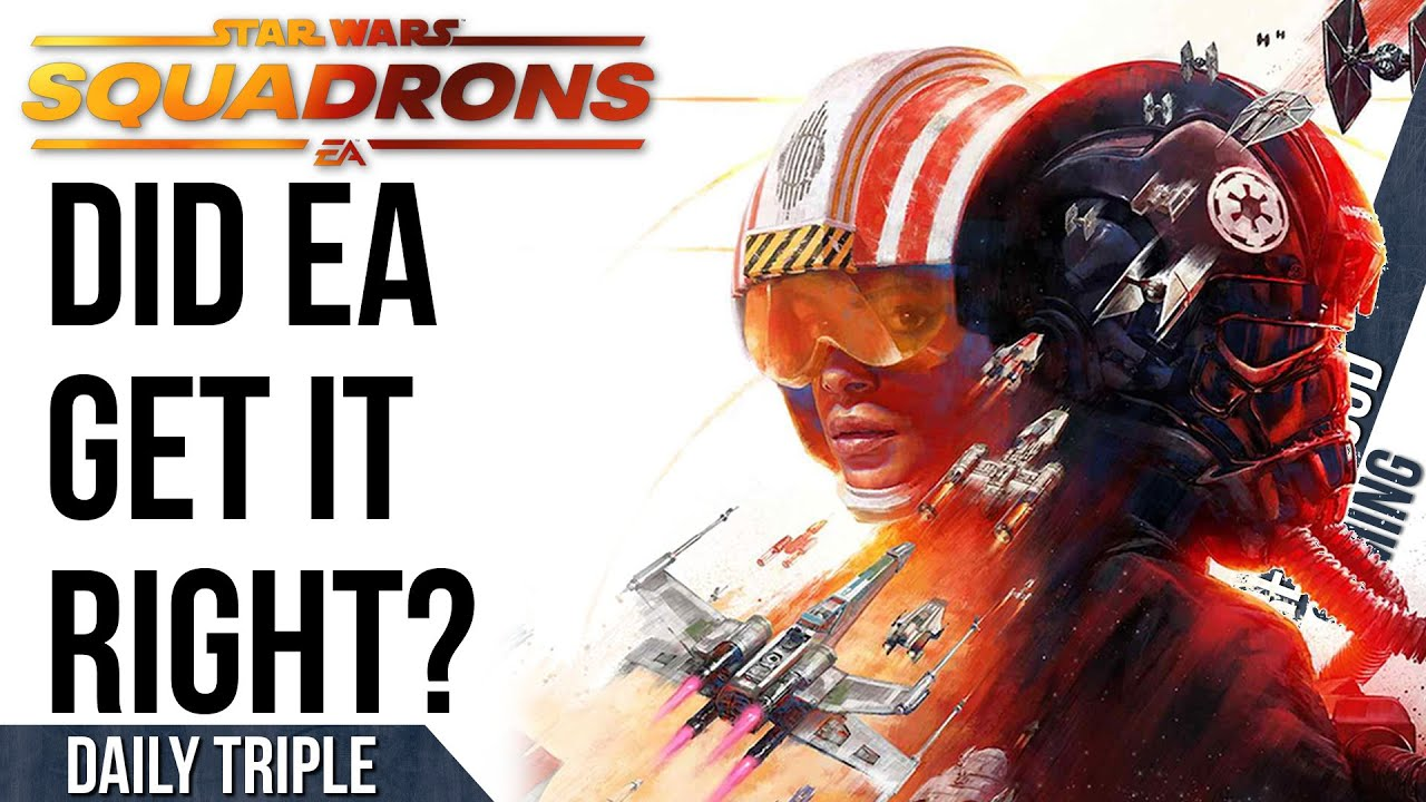 Star Wars: Squadrons Reviews Roundup