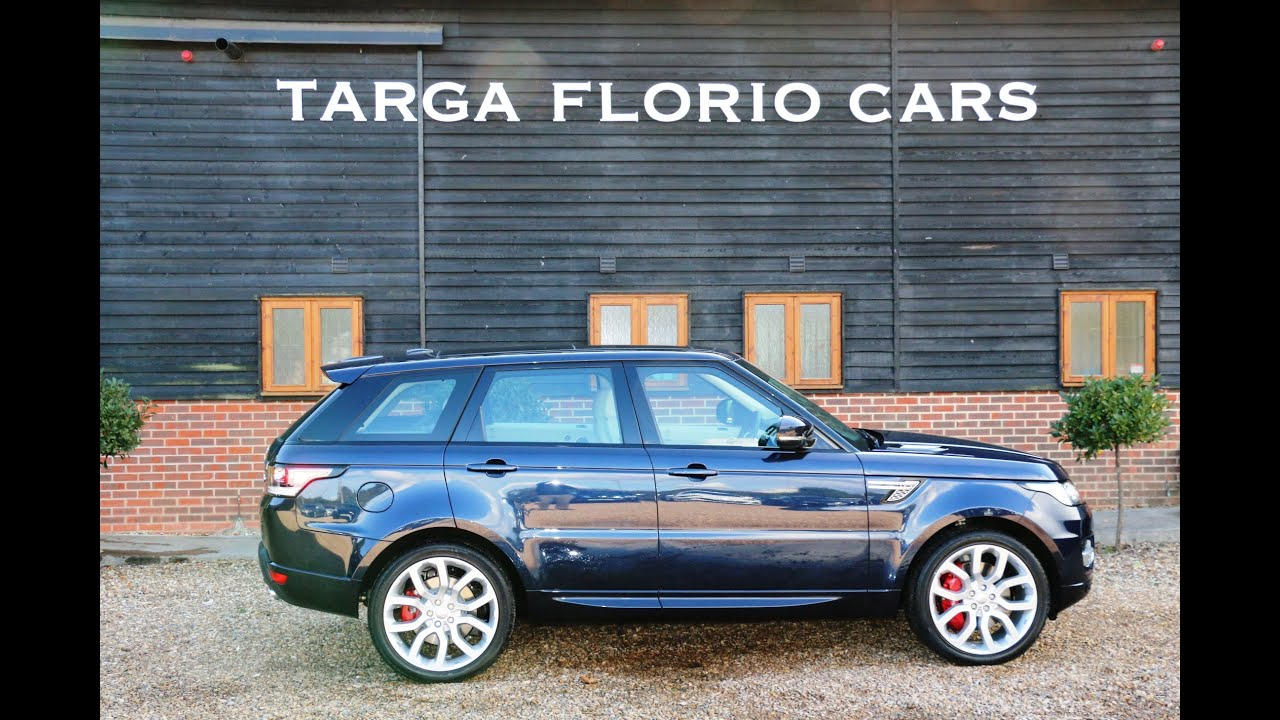 Land Rover Range Rover Sport HSE 3 0 SDV6 for sale at Targa Florio