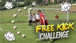 Freekick challenge !! w/brainless