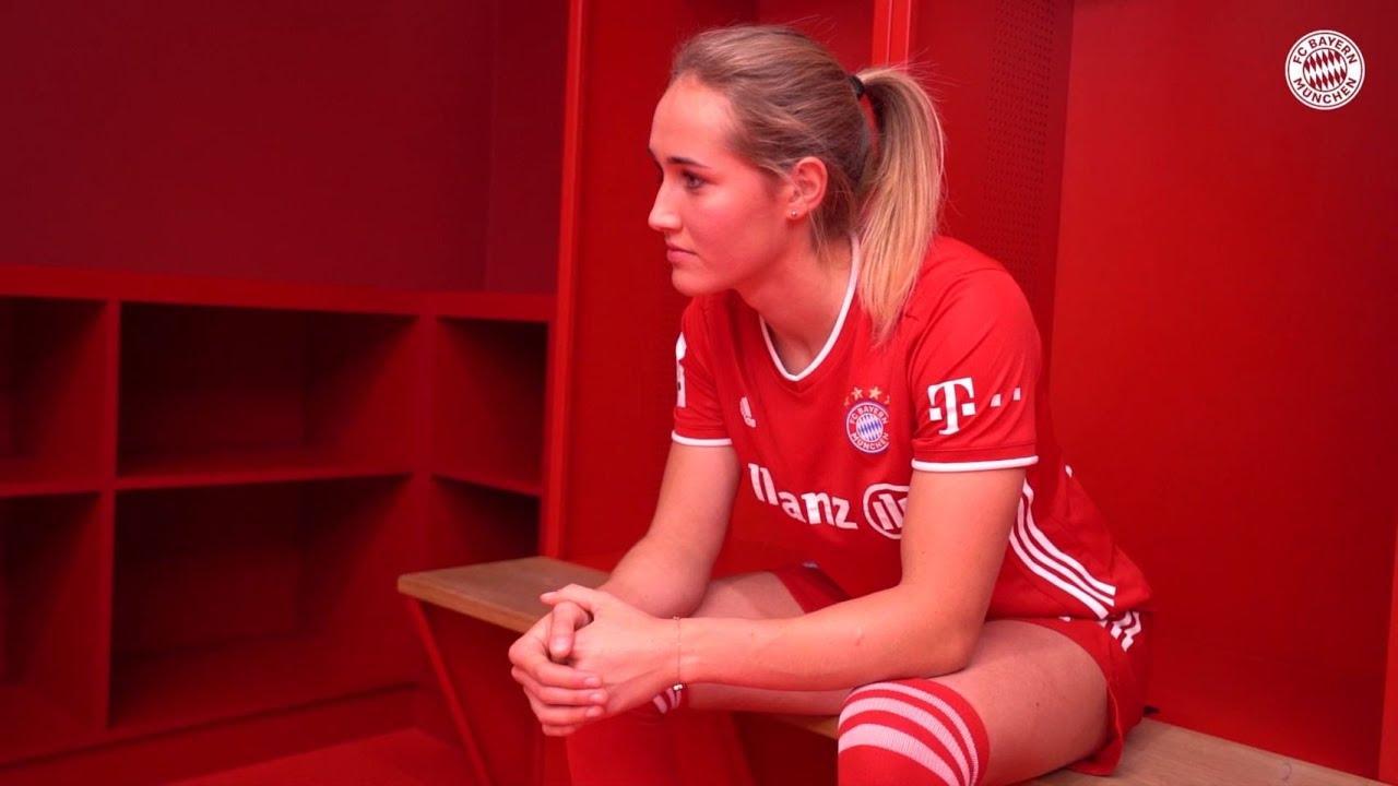 One of our own! Sydney Lohmann - FC Bayern München